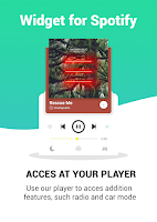 Widget for Spotify - Android app on AppBrain