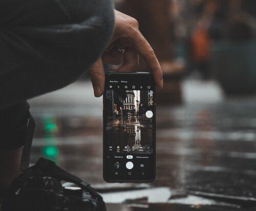 Bir telefonla nasıl iyi fotoğraflar çekilir - 10 ipucu!