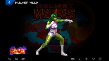 Mulher-Hulk - Novo