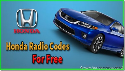 honda-radio-codes