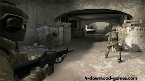 لعبة Counter Strike Global Offensive