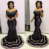 Actress Mercy Aigbe Dazzles As She Wins Style Icon Award At The LFAs