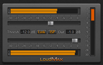 Thomas Mundt LoudMax v1.39 x64 x86 VST VST3 AU LADSPA WiN OSX LiNUX [FREE]