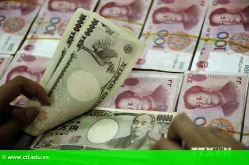 Hình 1: Đồng yen lên giá sau phát biểu của Thống đốc Ngân hàng trung ương