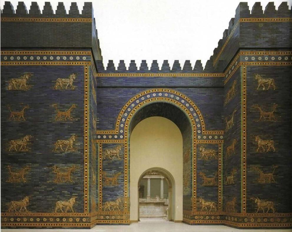 La favola della botte babilonia la porta del dio - Porta da colorare ...