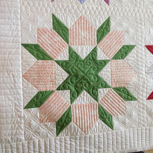 Swoon block-quilting