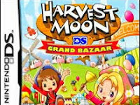ROM Harvest Moon Grand Bazaar (Full Indo) NDS