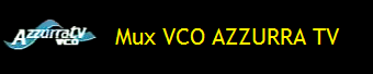 MUX VCO AZZURRA TV