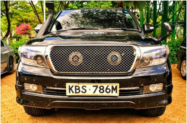 Image result for francis atwoli cars