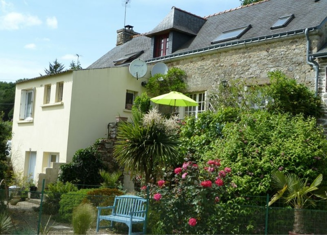 Brittany Holiday Cottages With Private Swimming Pool Brittany Holiday Cottages With Private