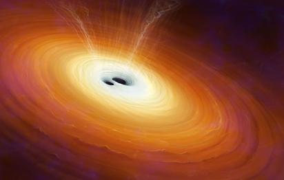 colisão de buracos negros