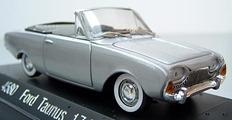 4580 Ford Taunus 17M cabriolet 1960