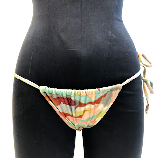 Adriana Degreas Pastel Bikini Bottom
