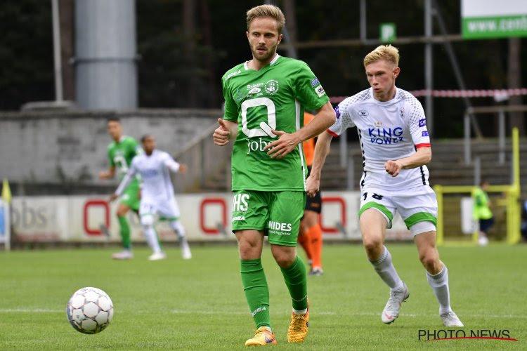 """Ex-speler Racing Genk onderhandelt over verlengd verblijf bij Lommel: """"Veel veranderd, en dat was nodig"""""""