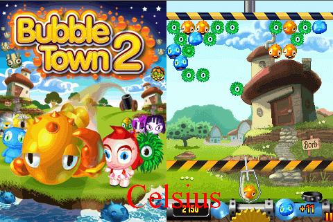 [Java] Game bắn bóng : Bubble Town 2 [By I-Play]