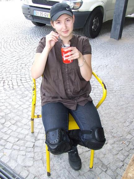 Indo nós, indo nós... até Mangualde! - 20.08.2011 DSCF2349