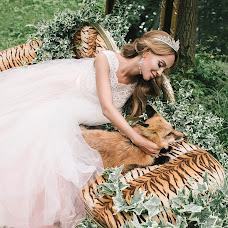 Wedding photographer Tatyana Solnechnaya (TataSolnechnaya). Photo of 11.08.2016