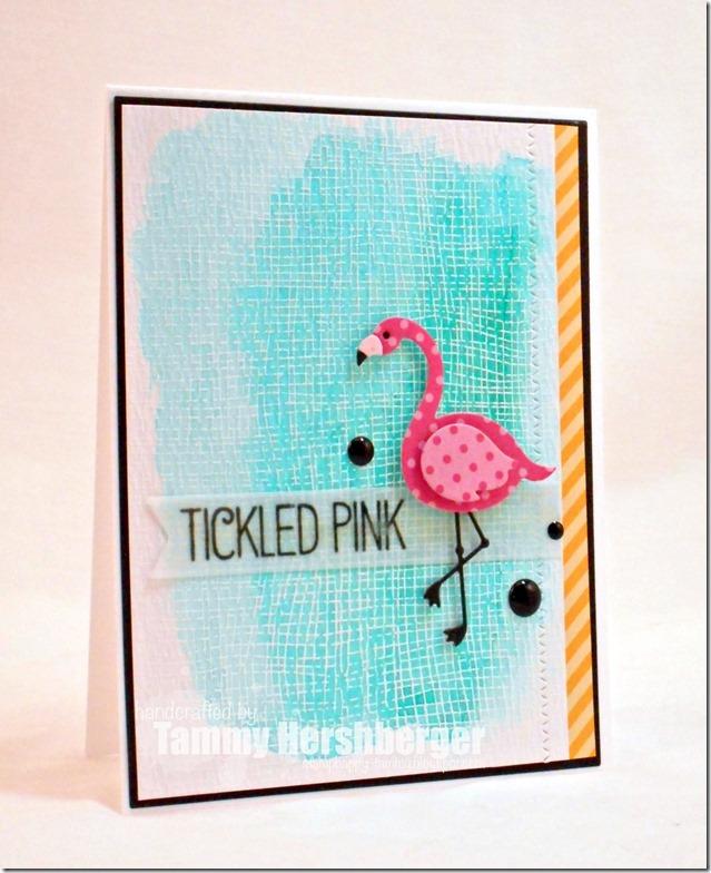 Curtain Call-Flamingo