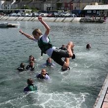 At Home Regatta Jumping (Paul Keal)