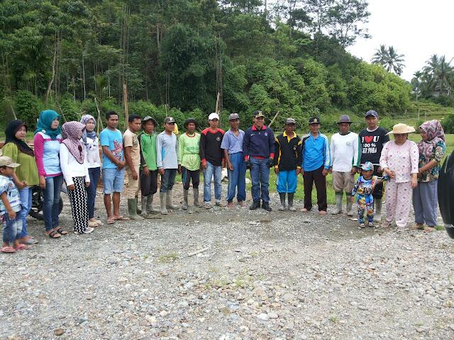 Dari Mukai, Wabup Langsung Tancap Gas ke Tanjung Pauh, Ada Apa?