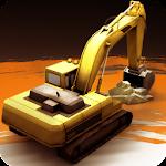 Dump & Crane Excavator Sim 1.4 Apk