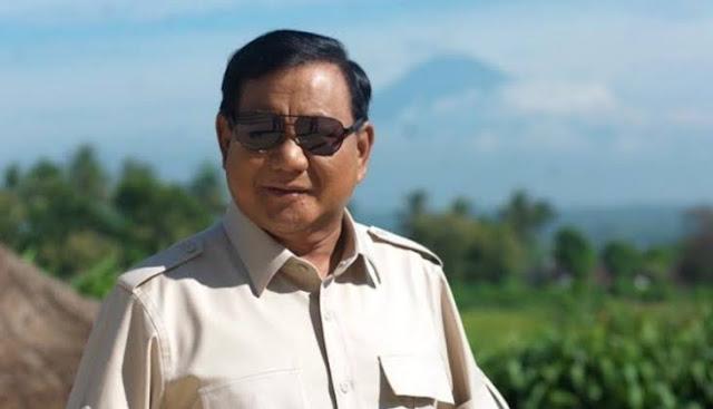 Prabowo: Saya Selalu Diajarkan untuk Menghadapi Situasi Paling Buruk