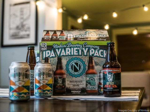 Ninkasi Brewing Releases Spring IPA Variety 12-Pack (Bottles & Cans)