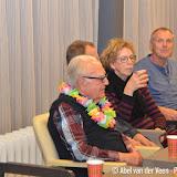 Zwalkers vieren 96e verjaardag Harm Heikens - Foto's Abel van der Veen