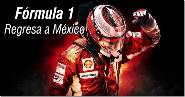 Formula 1 Ciudad de Mexico
