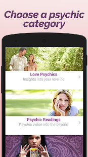 Clairvoyant, Online Psychic & Free Psychic Reading - náhled