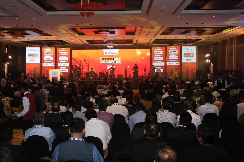 Construction Week India Awards 2015 - Sahara Star 13
