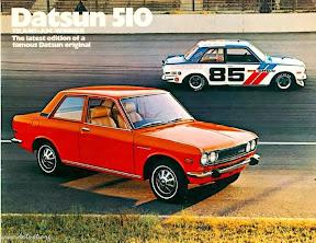 Original Datsun 510