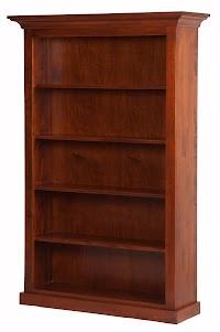 Maple Standard Bookshelves