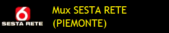 MUX SESTA RETE (PIEMONTE)