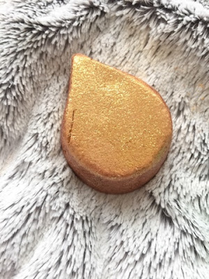Sunnyside lush cosmetics bubble bar