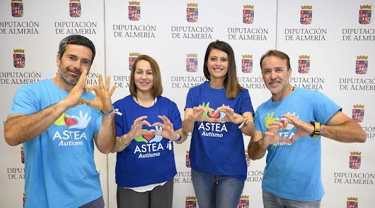 Presentación de la \'I Runner y Marcha Solidaria\', la primera edición de la prueba, celebrada el año pasado.