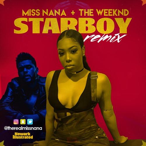 Miss Nana Star Boy artwork
