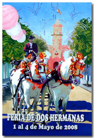 Cartel Feria de mayo 2008