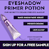 Free Urban Decay Eyeshadow Primer Potion Deluxe Sample