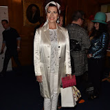 OIC - ENTSIMAGES.COM - Cleo Rocos at the  LFW s/s 2016: Sorapol - catwalk show in London 19th September 2015 Photo Mobis Photos/OIC 0203 174 1069