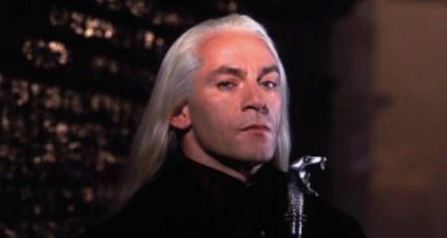 Quiz – Prove que sabe tudo sobre Lucio Malfoy de Harry Potter!
