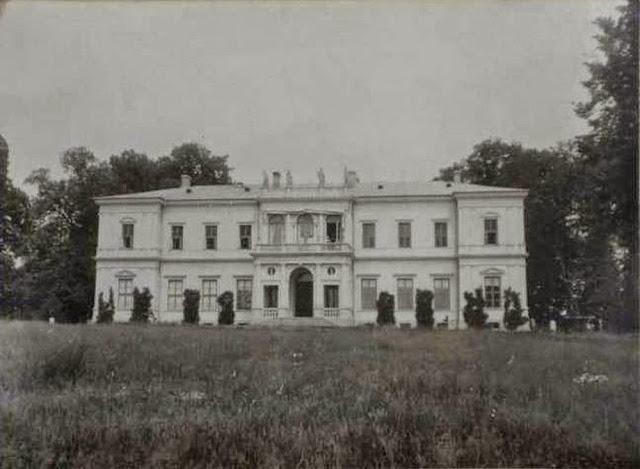 Pałac wChrobrzu