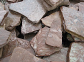 "Chocolate Flagstone (Wet) 1"" - 1½"" thick"