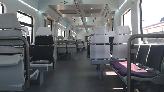 Trenes remodelados de la serie 446