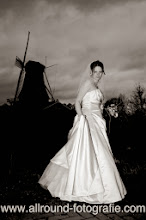 Bruidsreportage (Trouwfotograaf) - Foto van bruid - 083