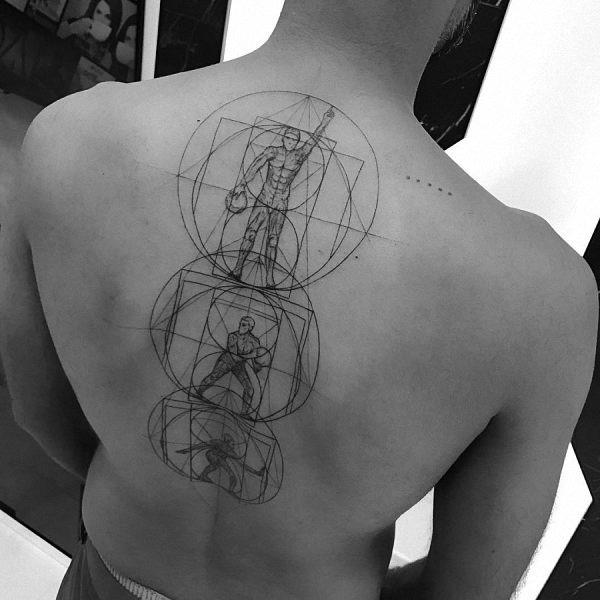 este_vitruviano_de_basquete_da_tatuagem