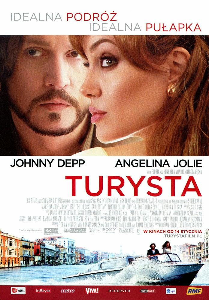 Ulotka filmu 'Turysta (przód)'