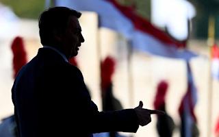 Bolsonaro diz  a manifestantes : Sem eleições limpas e democráticas, não haverá eleição'