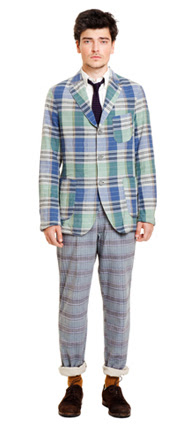 Fall 2011 - His Real Madras Blazer