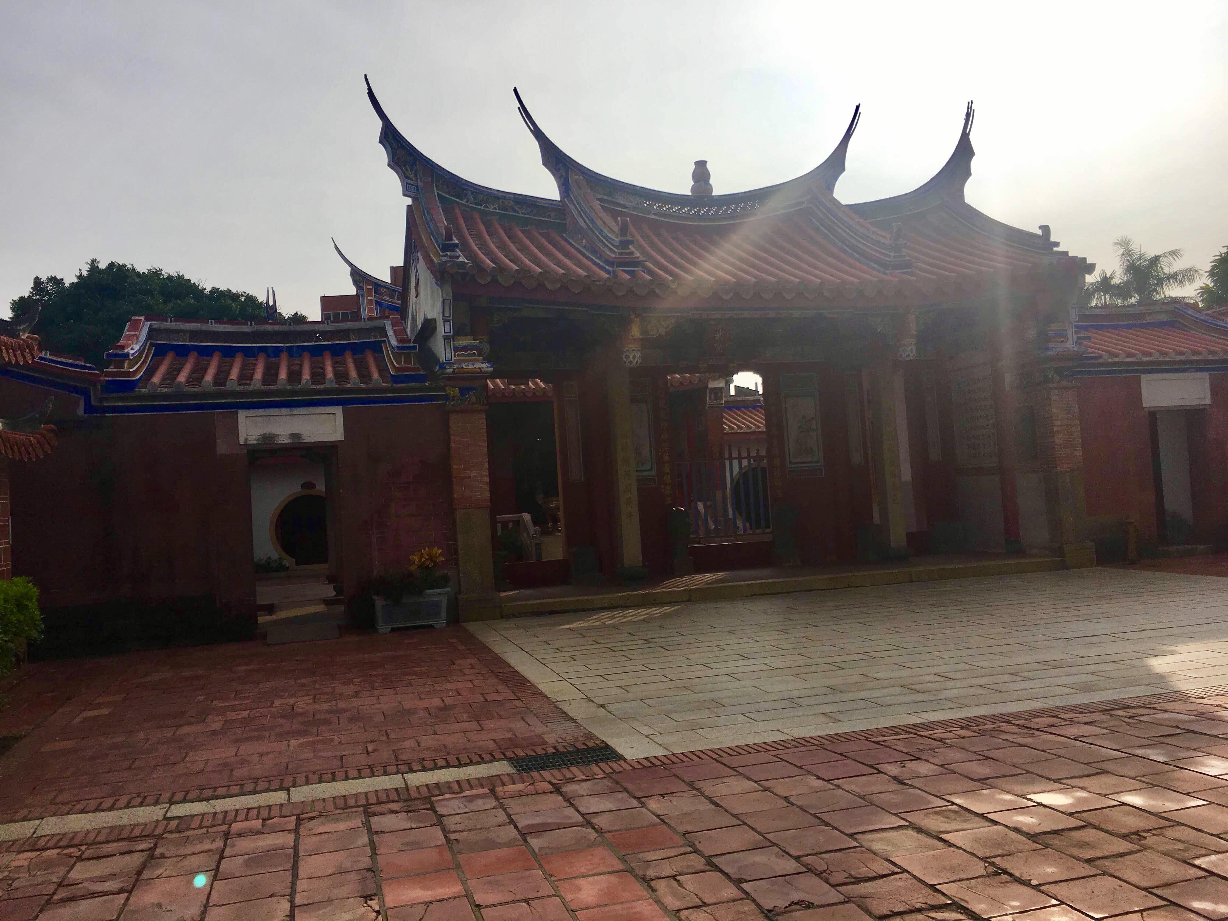 Wenwu temple Lukang changhua taiwan